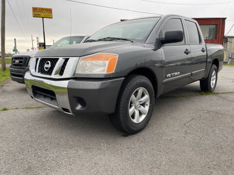 2009 Nissan Titan for sale at Auto Credit Xpress - Sherwood in Sherwood AR