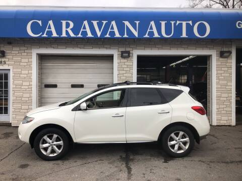 2010 Nissan Murano for sale at Caravan Auto in Cranston RI