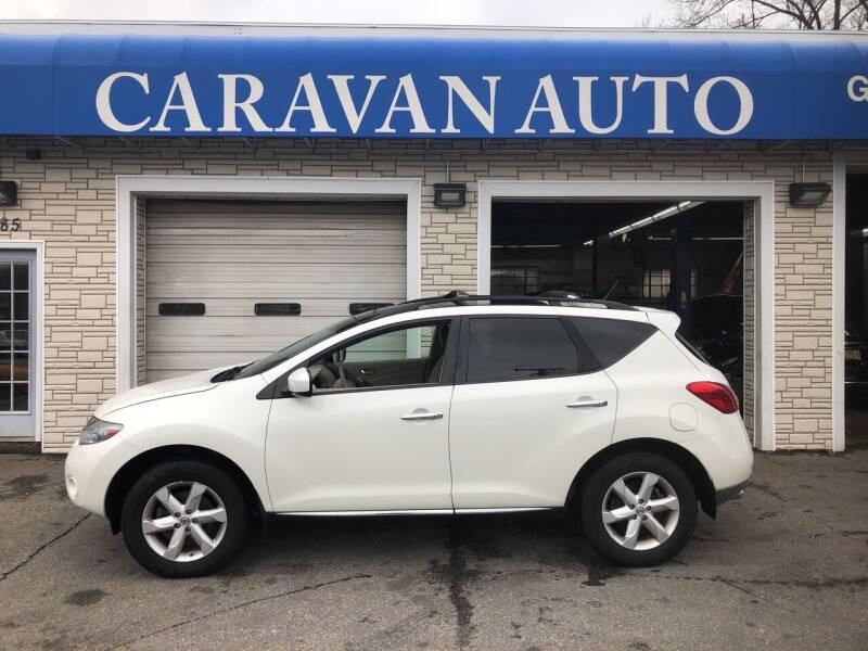 2010 Nissan Murano for sale at Caravan Auto in Cranston RI