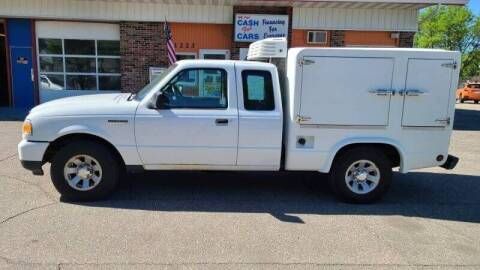2010 Ford Ranger for sale at Twin City Motors in Grand Forks ND