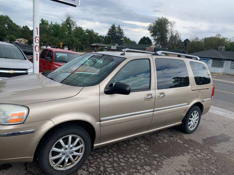2005 Buick Terraza for sale at Highbid Auto Sales & Service in Lakewood CO