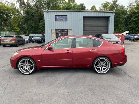 2006 Infiniti M35 for sale at Access Auto Brokers in Hagerstown MD