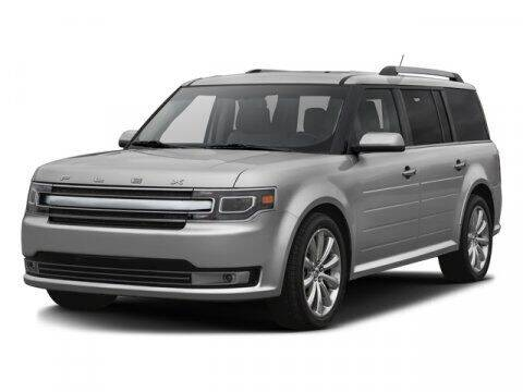 2016 Ford Flex for sale at Suburban Chevrolet in Claremore OK