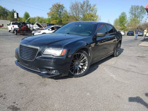 2013 Chrysler 300 for sale at Cruisin' Auto Sales in Madison IN