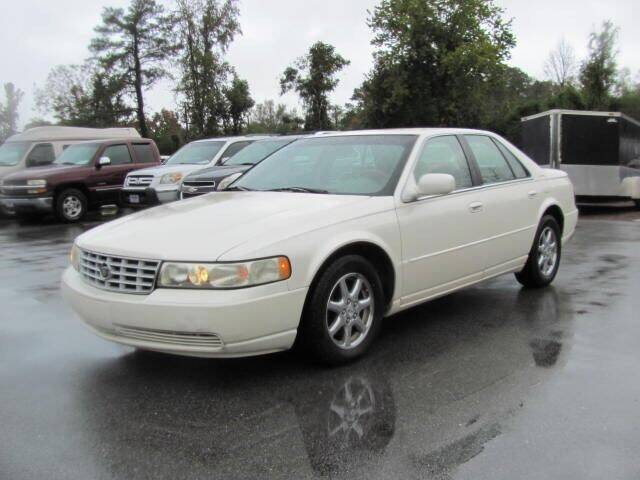 2002 Cadillac Seville for sale at Pure 1 Auto in New Bern NC