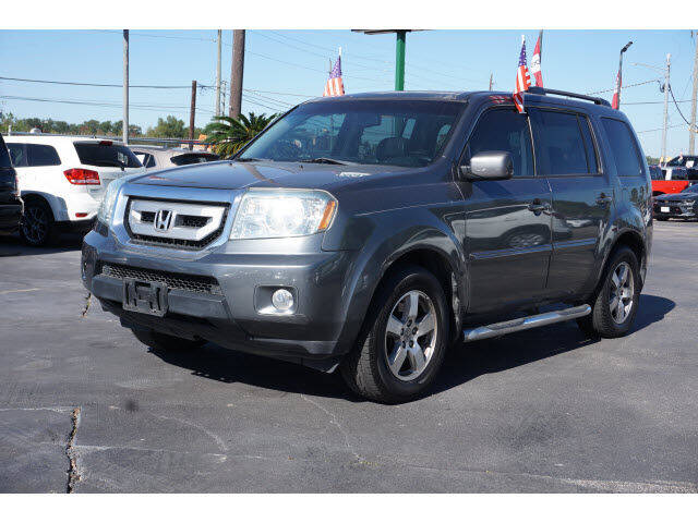 2010 Honda Pilot for sale at Maroney Auto Sales in Humble TX