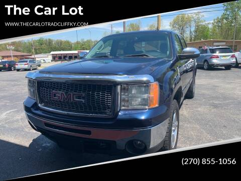 2011 GMC Sierra 1500 for sale at The Car Lot in Radcliff KY