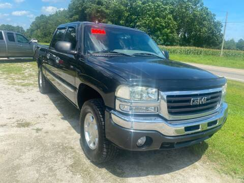 2004 GMC Sierra 1500 for sale at Southtown Auto Sales in Whiteville NC