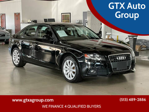2012 Audi A4 for sale at UNCARRO in West Chester OH