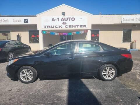 2011 Hyundai Sonata for sale at A-1 AUTO AND TRUCK CENTER in Memphis TN