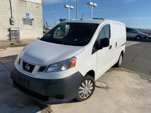 2015 Nissan NV200 for sale at Quincy Shore Automotive in Quincy MA
