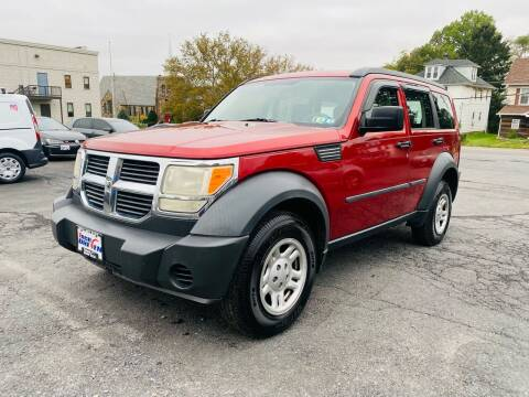 2008 Dodge Nitro for sale at 1NCE DRIVEN in Easton PA