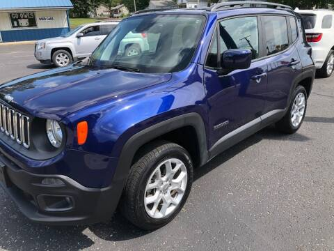 2018 Jeep Renegade for sale at Teds Auto Inc in Marshall MO
