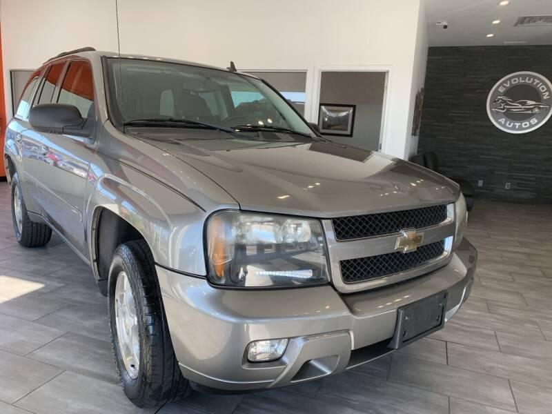 2008 Chevrolet TrailBlazer for sale at Evolution Autos in Whiteland IN