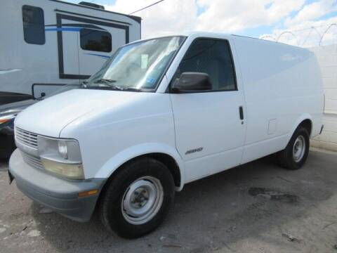 2000 Chevrolet Astro Cargo for sale at Curry's Cars Powered by Autohouse - Auto House Tempe in Tempe AZ