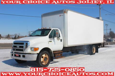 2007 Ford F-650 Super Duty for sale at Your Choice Autos - Joliet in Joliet IL