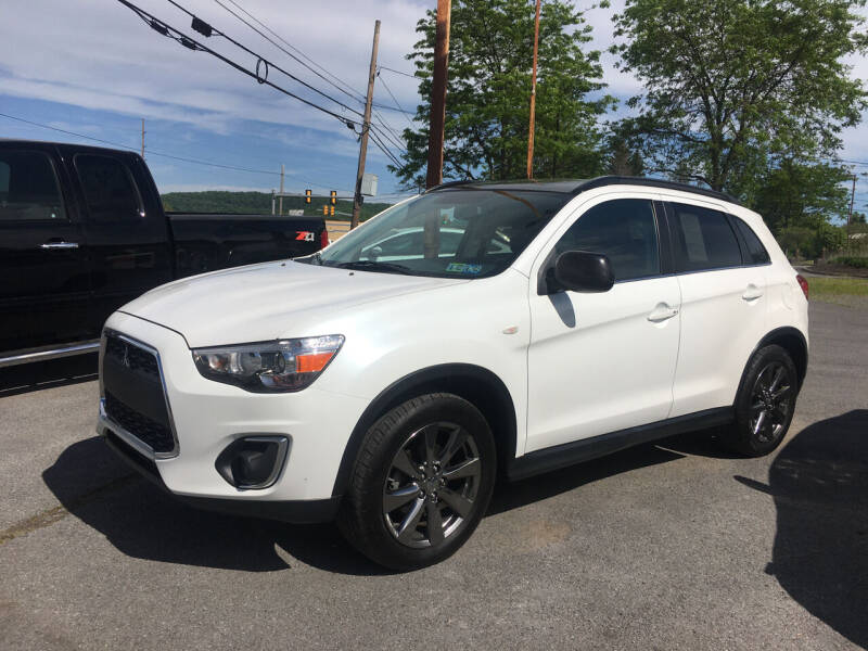 2013 Mitsubishi Outlander Sport for sale at K B Motors in Clearfield PA