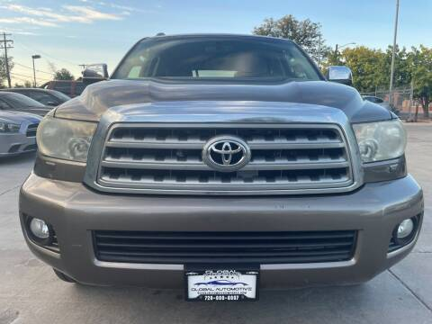 2008 Toyota Sequoia for sale at Global Automotive Imports in Denver CO