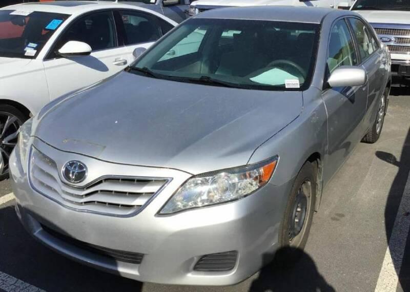 2011 Toyota Camry for sale at Klassic Cars in Lilburn GA