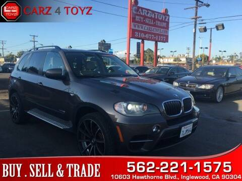 2011 BMW X5 for sale at Carz 4 Toyz in Inglewood CA