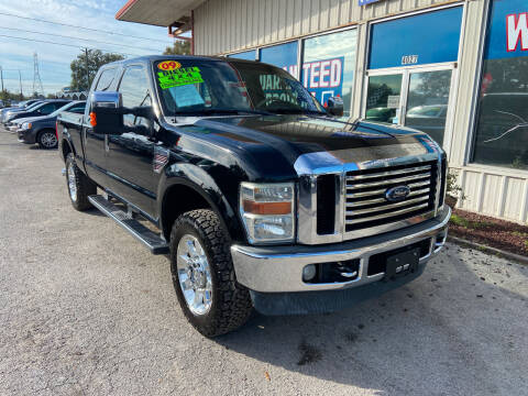 2009 Ford F-250 Super Duty for sale at Lee Auto Group Tampa in Tampa FL