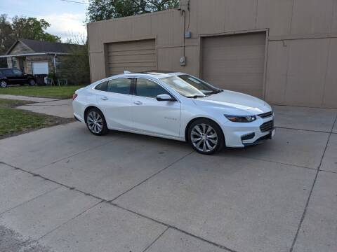 2016 Chevrolet Malibu for sale at McPherson Car Connection LLC in Mcpherson KS