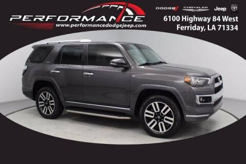 2015 Toyota 4Runner for sale at Auto Group South - Performance Dodge Chrysler Jeep in Ferriday LA