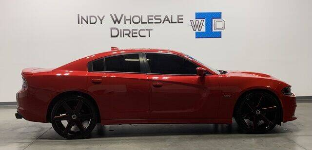 2015 Dodge Charger for sale at Indy Wholesale Direct in Carmel IN