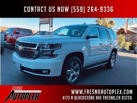 2016 Chevrolet Tahoe for sale at Fresno Autoplex in Fresno CA