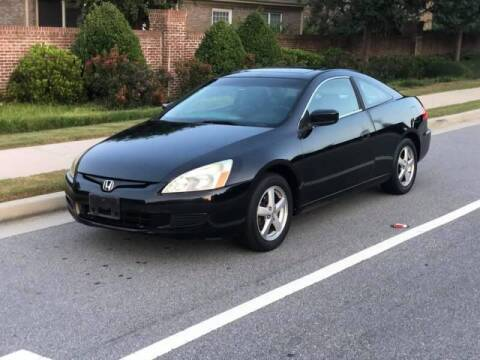 2003 Honda Accord for sale at Two Brothers Auto Sales in Loganville GA