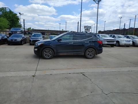 2014 Hyundai Santa Fe Sport for sale at Southwest Sports & Imports in Oklahoma City OK