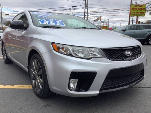 2012 Kia Forte Koup for sale at Active Auto Sales in Hatboro PA