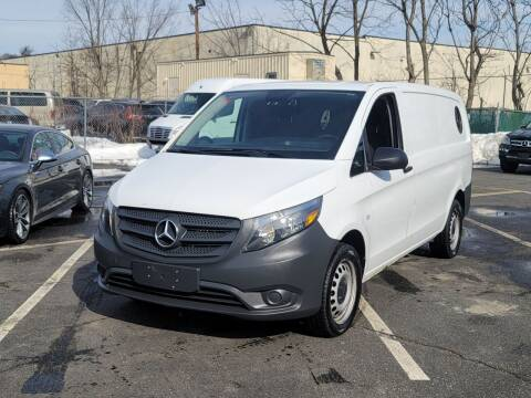 2017 Mercedes-Benz Metris for sale at AW Auto & Truck Wholesalers  Inc. in Hasbrouck Heights NJ