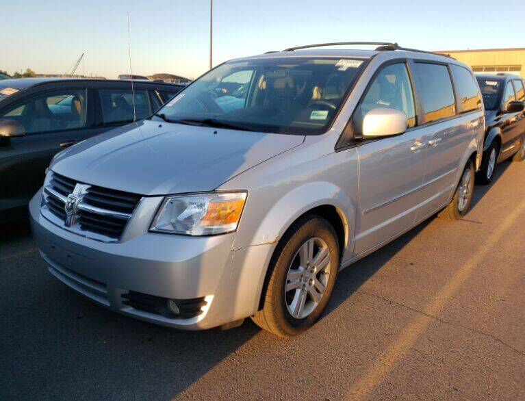 2010 Dodge Grand Caravan for sale at Green Light Auto in Sioux Falls SD
