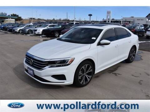 2020 Volkswagen Passat for sale at South Plains Autoplex by RANDY BUCHANAN in Lubbock TX