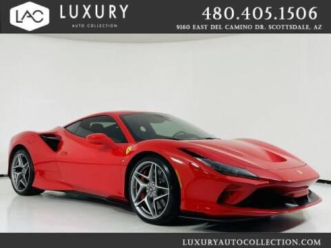 2021 Ferrari F8 Tributo for sale at Luxury Auto Collection in Scottsdale AZ
