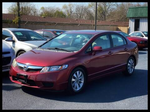 2009 Honda Civic for sale at ASTRO MOTORS in Houston TX