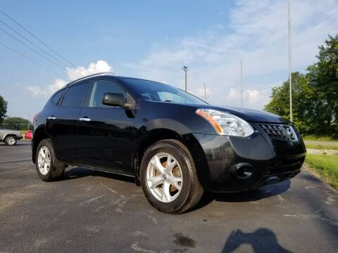 2010 Nissan Rogue for sale at Ridgeway's Auto Sales in West Frankfort IL