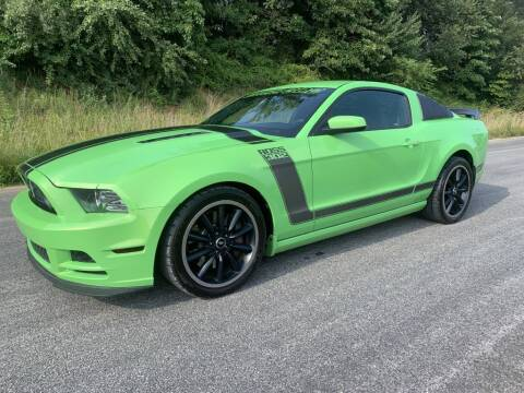 2013 Ford Mustang for sale at Drivers Choice Auto in New Salisbury IN