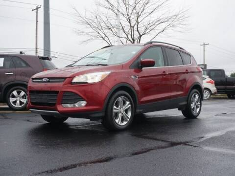 2015 Ford Escape for sale at BASNEY HONDA in Mishawaka IN