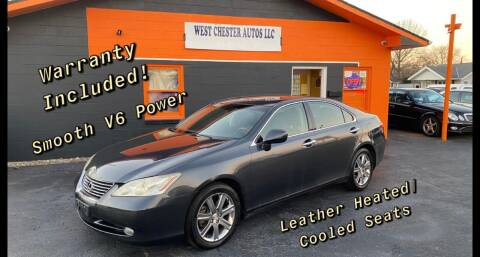 2007 Lexus ES 350 for sale at West Chester Autos in Hamilton OH