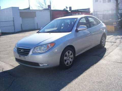 2009 Hyundai Elantra for sale at Dambra Auto Sales in Providence RI