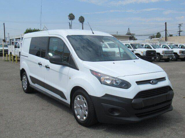 2018 Ford Transit Connect Cargo for sale at Atlantis Auto Sales in La Puente CA
