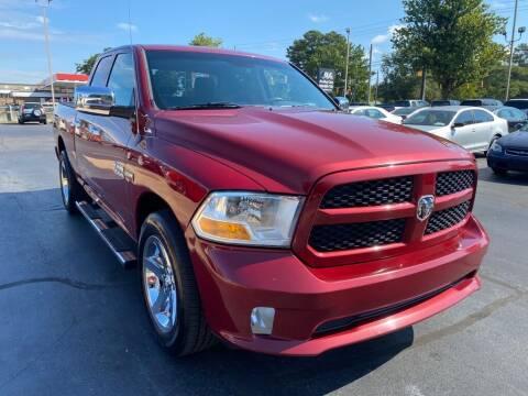 2014 RAM Ram Pickup 1500 for sale at JV Motors NC 2 in Raleigh NC