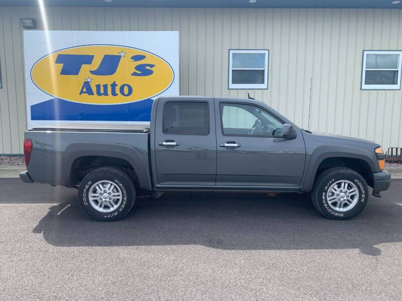 2012 Chevrolet Colorado for sale at TJ's Auto in Wisconsin Rapids WI