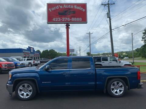 2015 GMC Sierra 1500 for sale at Ford's Auto Sales in Kingsport TN