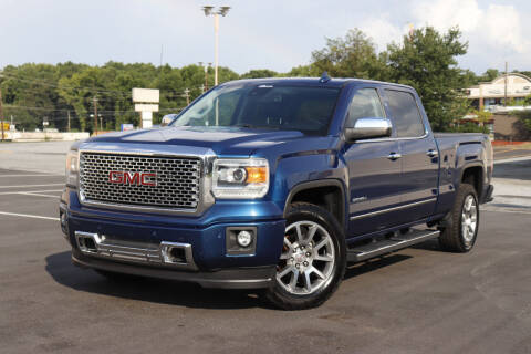 2015 GMC Sierra 1500 for sale at Auto Guia in Chamblee GA
