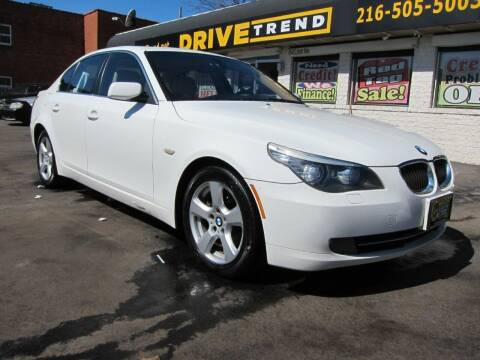 2008 BMW 5 Series for sale at DRIVE TREND in Cleveland OH