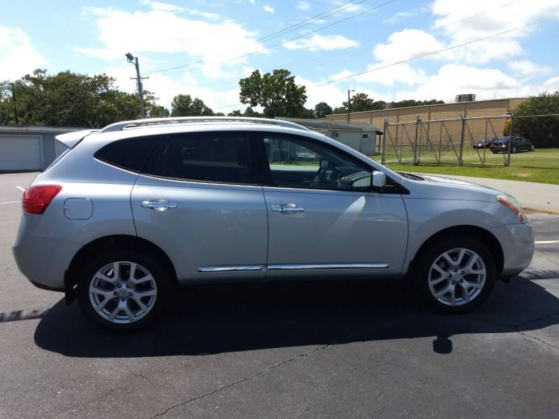 2013 Nissan Rogue for sale at Kenny's Auto Sales Inc. in Lowell NC
