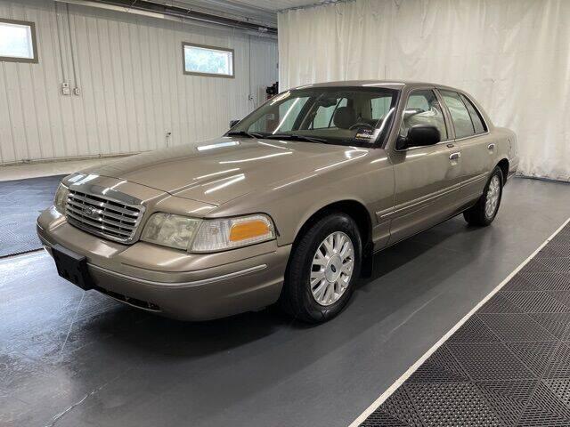 2005 Ford Crown Victoria for sale in Michigan Center, MI